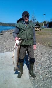 Sven-Erik Sundin 6,1 kg